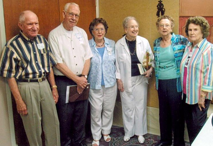 1946 Class Members at 2006 Rison Reunion