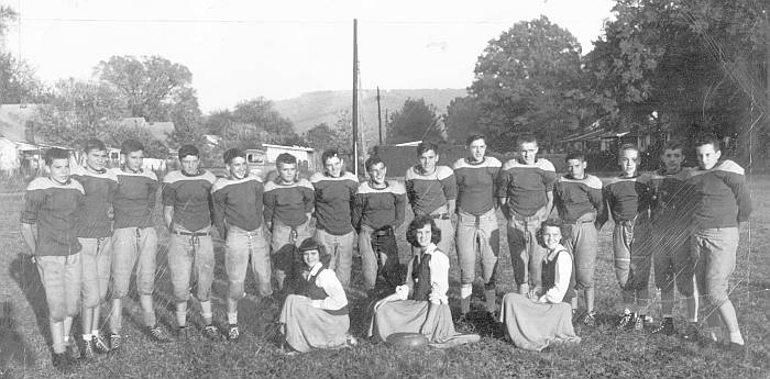 Pee Wee Football City Champs, 1948