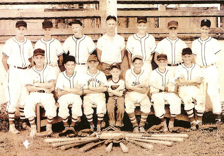 1954 Babe Ruth Champions