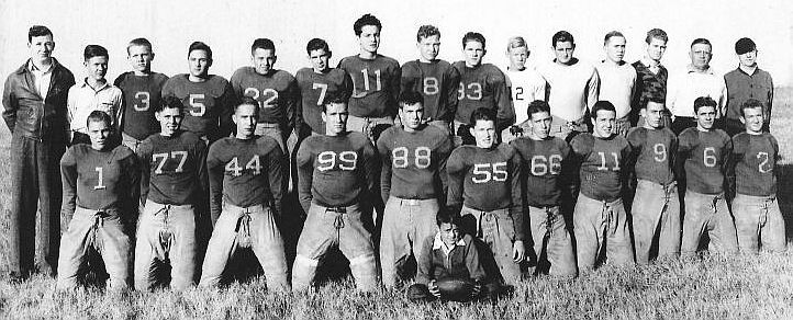 Early 1940s Rison Football Team