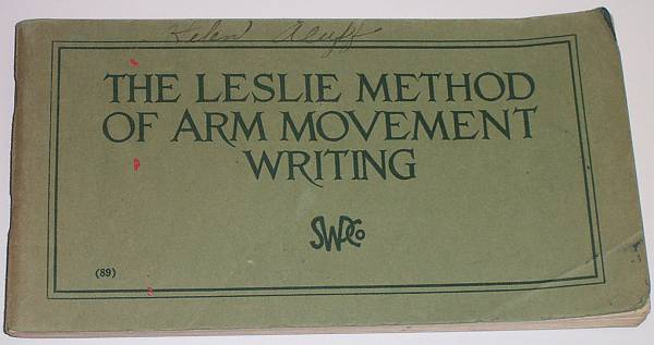 Leslie Method of Writing